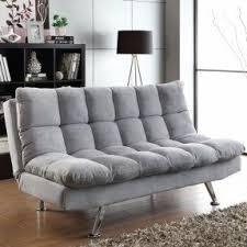 Sofa Bed Futon Grey Futons Foter