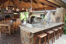 Outside Kitchens Designs Kitchen Outdoor Kitchen Design Ideas And Pictures Summer Designs