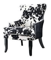 Zebra Chair And Ottoman Spectacular Zebra Print Chair And Ottoman Picture Hide Wing