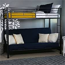Amazoncom ACME Furniture  Zazie Twin Over FullFuton Bunk - Futon bunk bed
