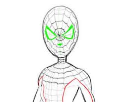 draw spiderman drawing factory