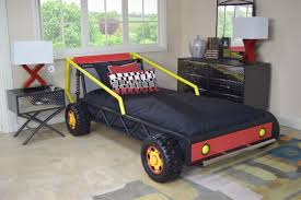 Mor Furniture Portland Oregon by Race Car Twin Bed Mor Furniture For Less