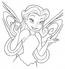 spongebob coloring sheets coloring pages disney tinkerbell cute