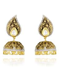 jhumka earrings online gold jhumka earrings online jewelry flatheadlake3on3