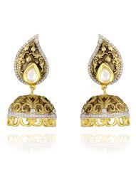 jhumka earrings online gold jhumka earrings online jewelry flatheadlake3on3