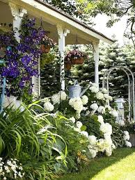 Front Porch Planter Ideas by Front Porch Container Garden Ideas Front Porch Landscaping