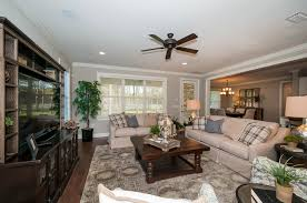 Model Home Living Room by Hammock Bay Model Home Open Randy Wise Homes