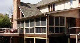 bella railings u2013 vinyl railing porch railing custom replacement