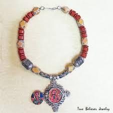 orthodox jewelry orthodox cross necklace