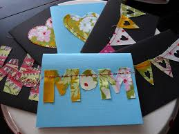 simple handmade mother u0027s day cards