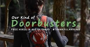 tennessee state parks host day after thanksgiving hikes style