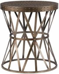 Bronze Accent Table Fall Is Here Get This Deal On Madison Park Contemporary Gaven