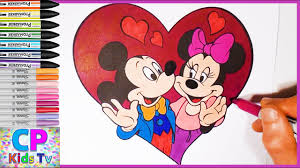 minnie and mickey coloring pages 1 minnie and mickey coloring