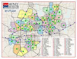 Zone Map Zone Map Money Mailer