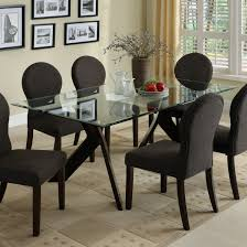 Ashley Furniture Glass Dining Sets Ashley Furniture Round Glass Dining Table