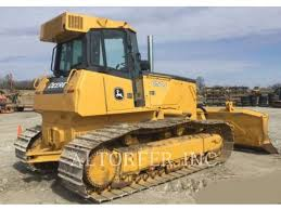 2006 john deere 850j wlt crawler dozer for sale 4 808 hours