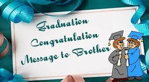 graduation congratulation message to