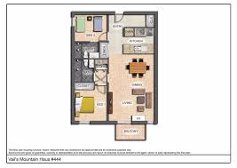 east meadows floor plan 292 east meadow drive vail mountain haus 925208
