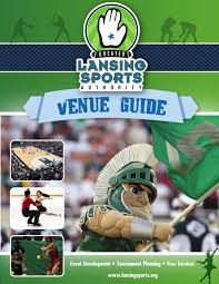 greater lansing sports authority venue guide by glcvb issuu