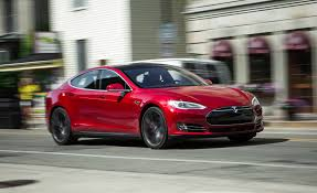 tesla electric car tesla model s reviews tesla model s price photos and specs