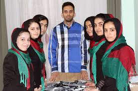 afghan girls granted us visas for robotics competition after twice