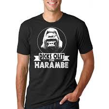 T Shirt Meme - harambe t shirt support harambe meme t shirt