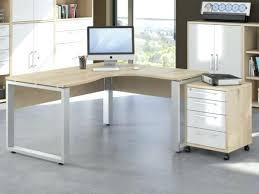 Corner Desk Beech Trendy Office Desks Modern Furniture Harmony Ergonomic Corner Desk