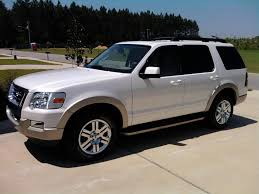 Ford Explorer Rims - 2010 ford explorer information and photos momentcar