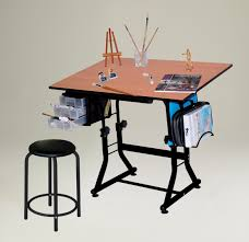 martin universal design drafting table martin universal ashley creative hobby table with stool