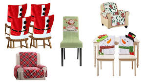christmas chair covers top 10 best christmas chair covers 2017
