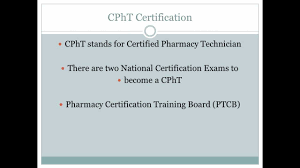 about the pharmacy technician certification exam youtube
