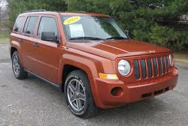 jeep patriot reviews 2009 2009 jeep patriot sport 4x4 18142a