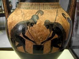 Francois Vase Ancient Greek Vase Production And The Black Figure Technique