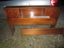 Mid Century Bed Zampco - Mid century bedroom furniture