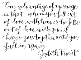 wedding quotes calligraphy words to by no 25 quote by judith viorst snippet ink