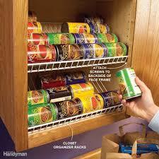 16 canned goods cupboard organizers wide organizer