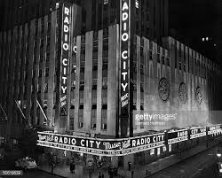radio city music hall stock photos and pictures getty images