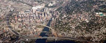 Google Map Portland Oregon by Google Map Of The City Of Providence Capital Of Rhode Island