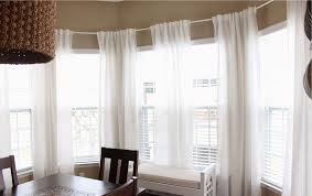 ceiling white shower curtains with curved curtain rods and bay window curtain rod ceiling mount