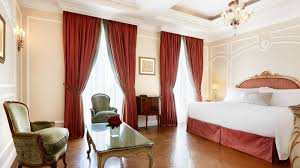 Hotel Room Interior - king george a luxury collection hotel athens