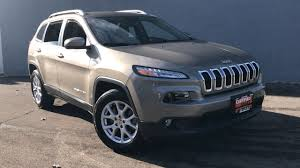jeep cherokee lights certified pre owned 2017 jeep cherokee latitude 4d sport utility in