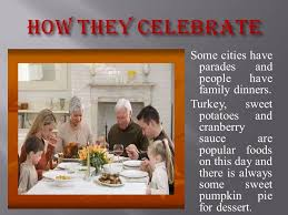 thanksgiving is a big festival in the usa and canada to celebrate