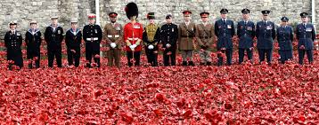 remembrance with the royal british legion rbl