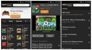 appstore for android appstore for android gets a kindle inspired facelift