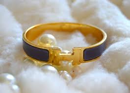 gold bracelet hermes images Hermes clic clac bracelet review lollipuff jpg