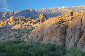 Alabama mountains images Alabama hills sierra nevada mountains photograph by dean pennala jpg