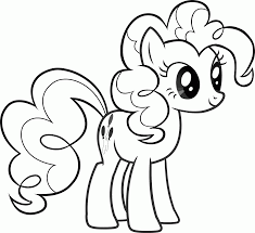 free coloring page my little pony coloring home