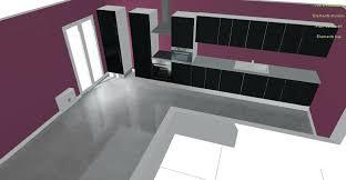 dessiner cuisine 3d gratuit creer ma cuisine creer sa chambre en 3d ikea pour plan cuisine