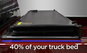 Folding Truck Bed Covers 4 Panel Vs Tri Fold Tonneau Covers Steffens Automotive