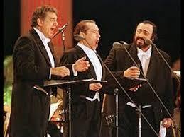 in vienna 1999 the three tenors l pavarotti j carreras